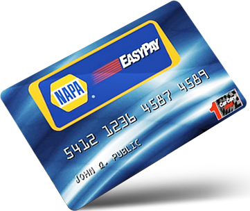 Easypay Financing card - 17th Street Automotive/Exxon Fuels